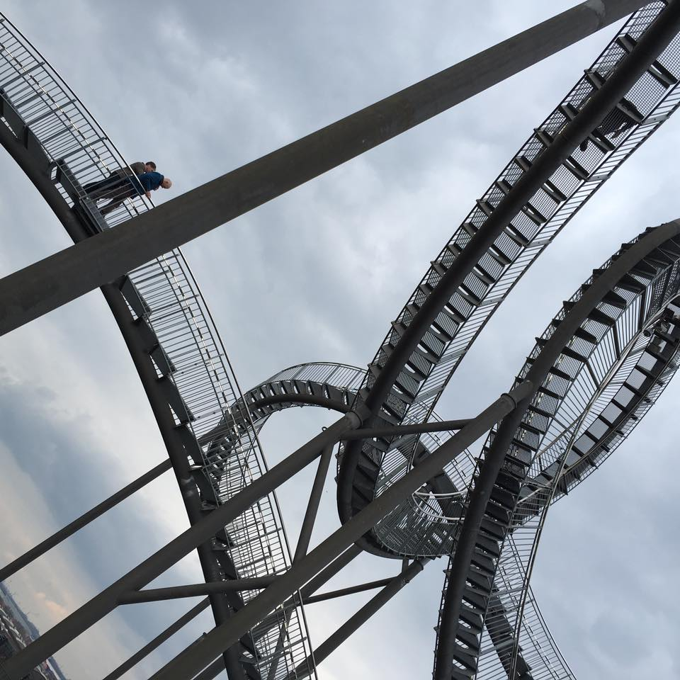 Tiger and Turtle – Magic Mountain architecten Heike Mutter and Ulrich Genth